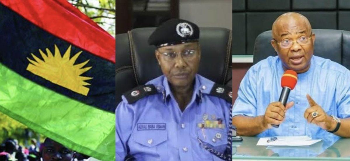 We've arrested IPOB kingpin: Police