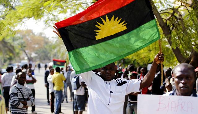 IPOB(Credit: Nigeria Guardian)