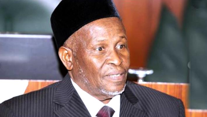 Chief Justice of Nigeria Ibrahim Tanko Muhammad (Credit: Punch Newspapers)