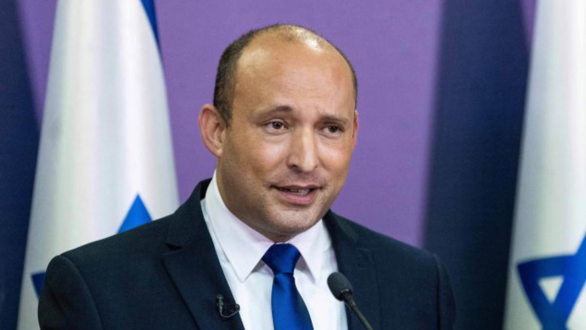 Israeli Prime Minister, Naftali Bennett