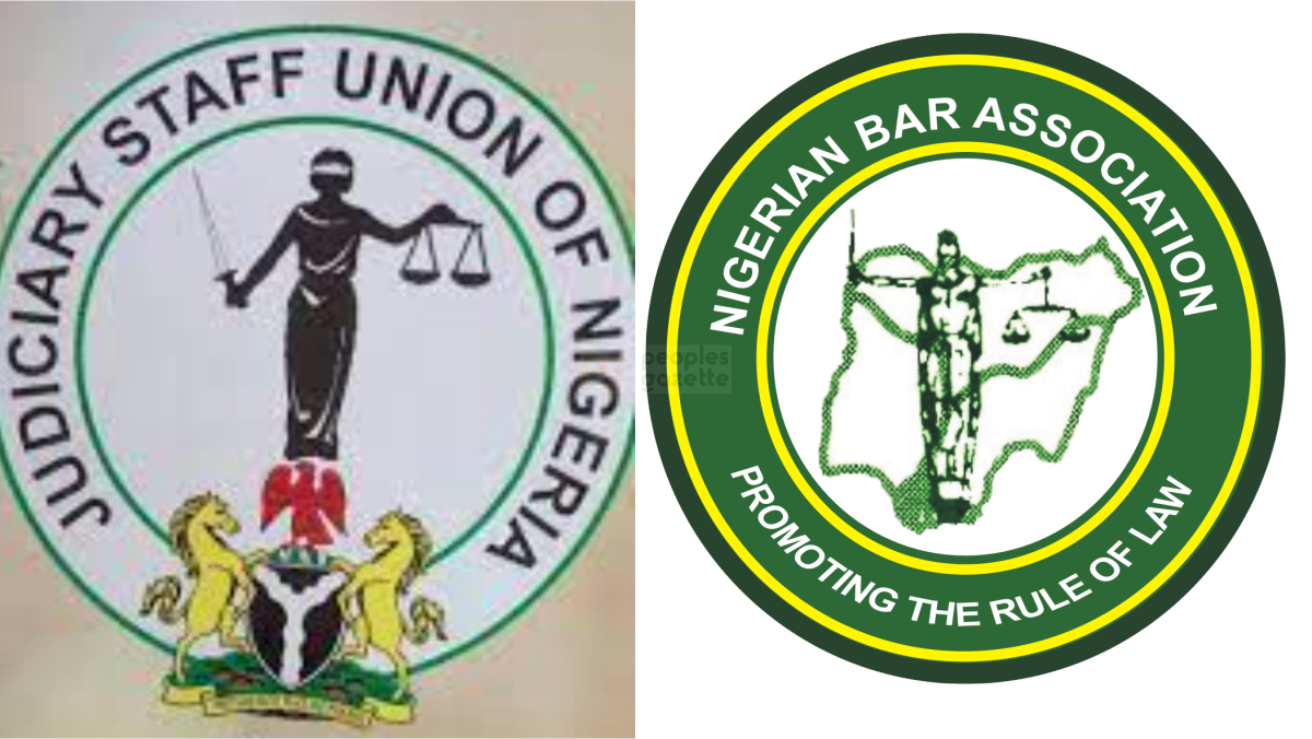 Judiciary Staff Union (JUSUN) and Nigeria Bar Association (NBA)