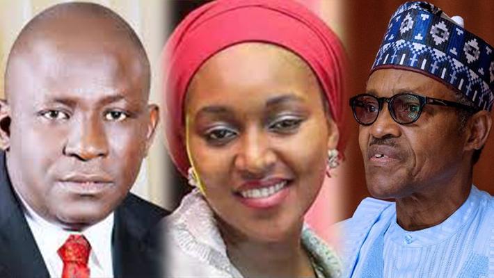 Kumo, Fatima and Buhari