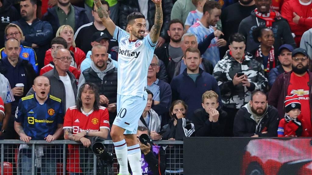Man Utd v West Ham