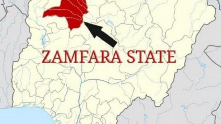 Map of Zamfara