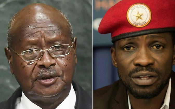 Museveni/Bobi Wine