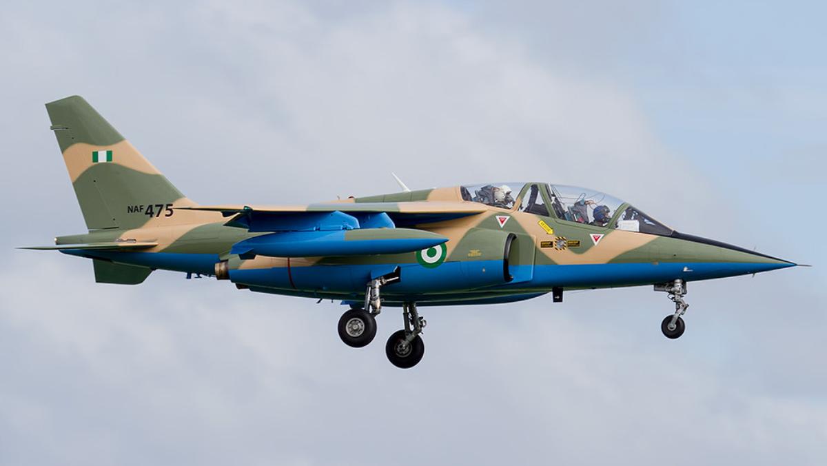 NAF Alpha-jet