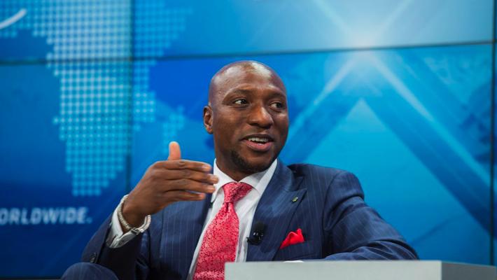 NGX Group CEO, Oscar Onyema