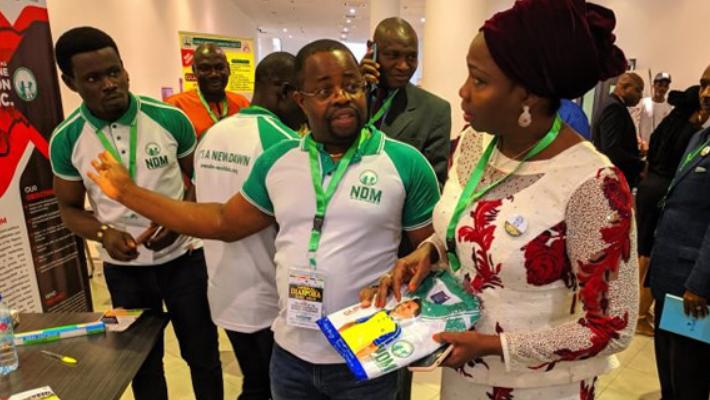 Nigerian Diaspora Movement