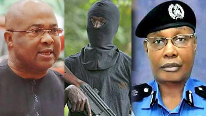 SA Police and Nigerians