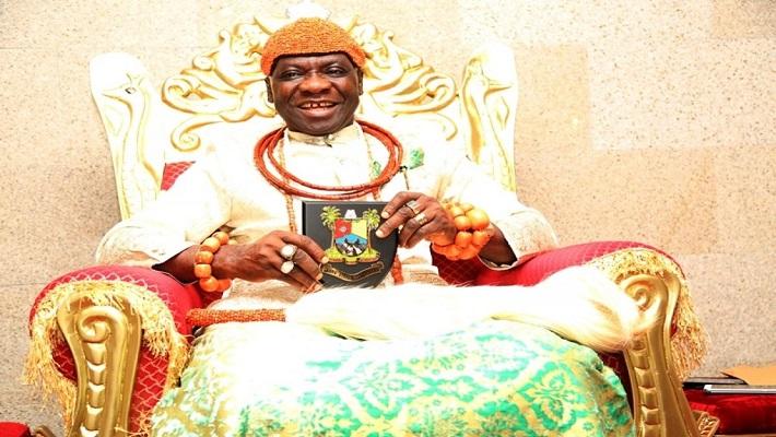 Olu of Warri, Ikenwoli Godfrey Emiko,