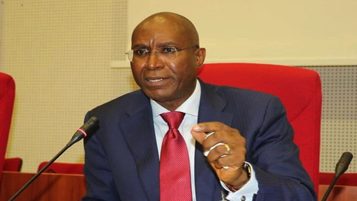 Deputy President of the Senate, Ovie Omo-Agege