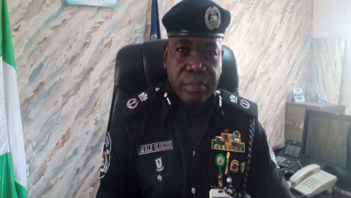 Osun Commissioner of Police (CP), Olawale Olokode