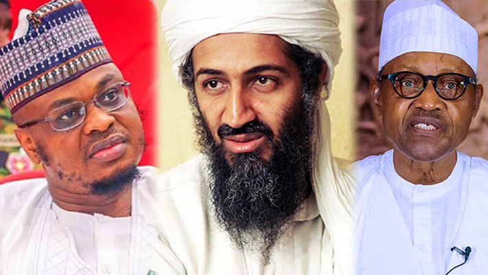 Pantami, Bin Laden and Buhari