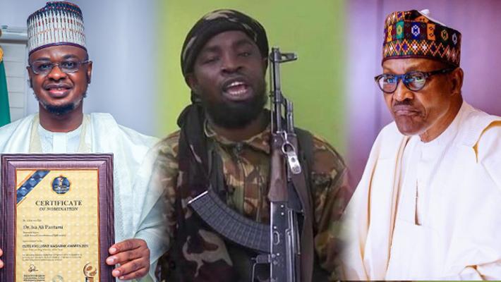 Pantami, Shekau and Buhari