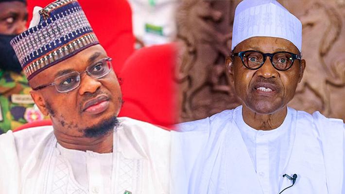 Pantami and Buhari