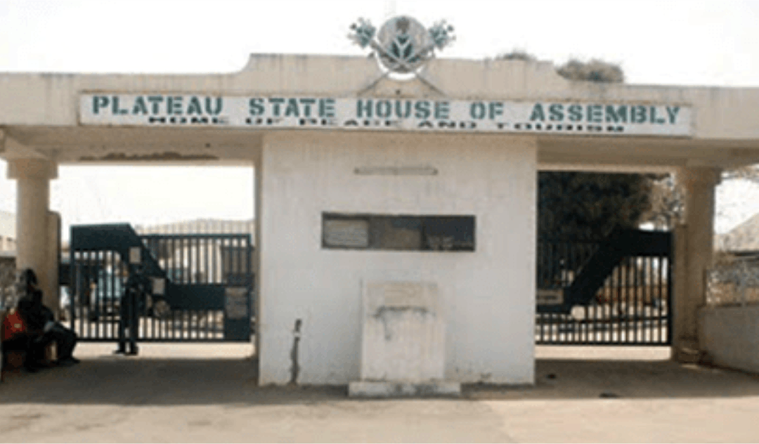 Plateau State House of Assembly