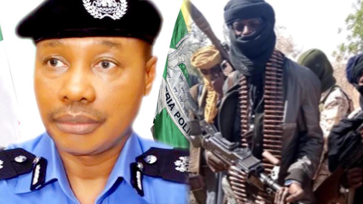 Police Inspector General, Usman Baba and Bandits