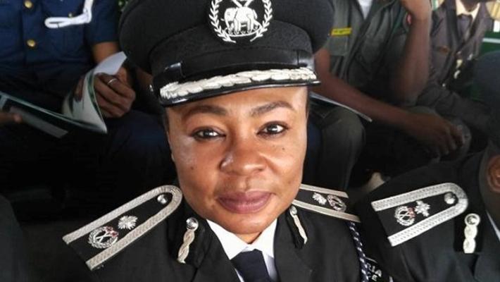 Oyo Police Commissioner Ngozi Onadeko