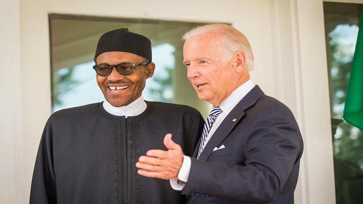 President Buhari and President Biden