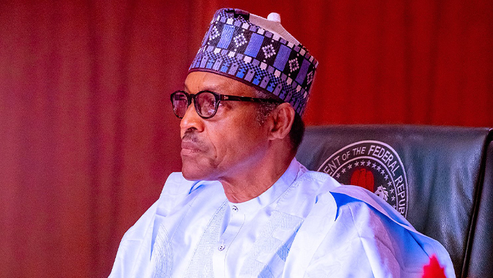 President Muhammadu Buhari (Credit: Twitter)