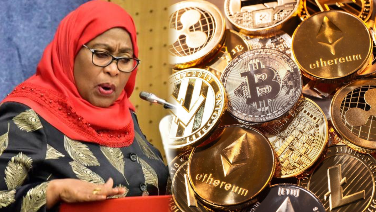 President Suluhu-Hassan and Cryptocurrency