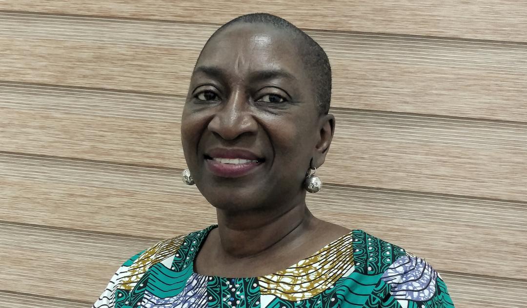 Professor Oyeronke Oyewumi