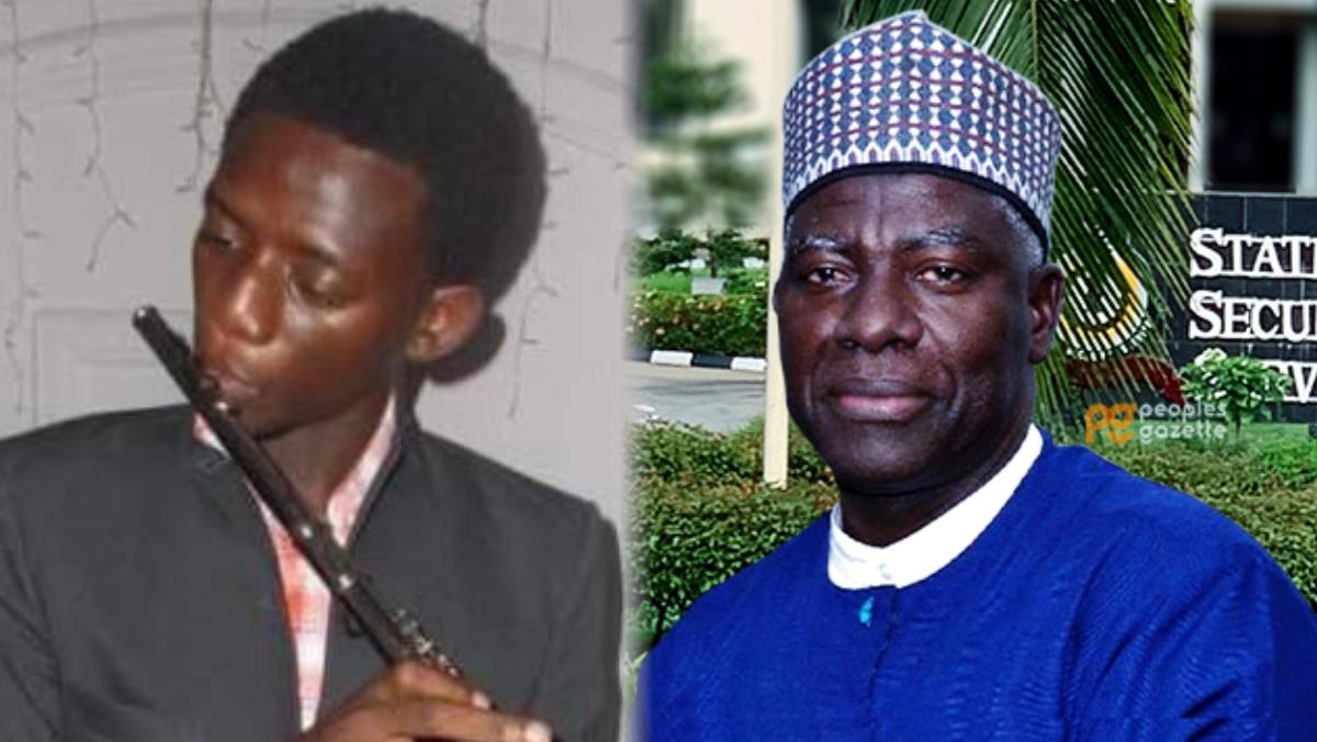 Samuel Iwatonaiye and SSS DG Yusuf Bichi