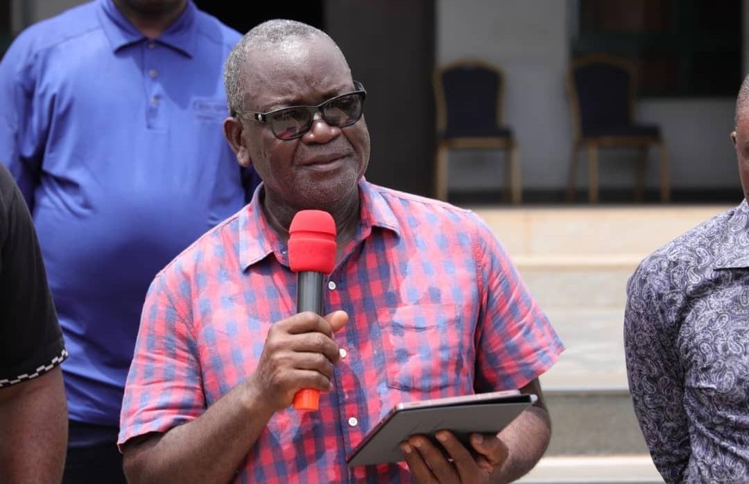 Benue State governor Samuel Ortom