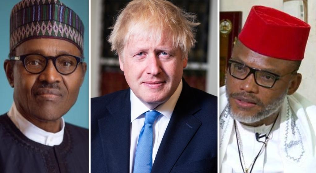 Buhari, Boris and Kanu