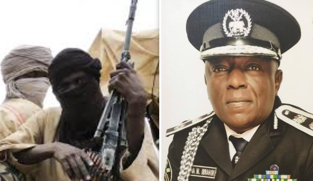 Zamfara police commissioner and bandit