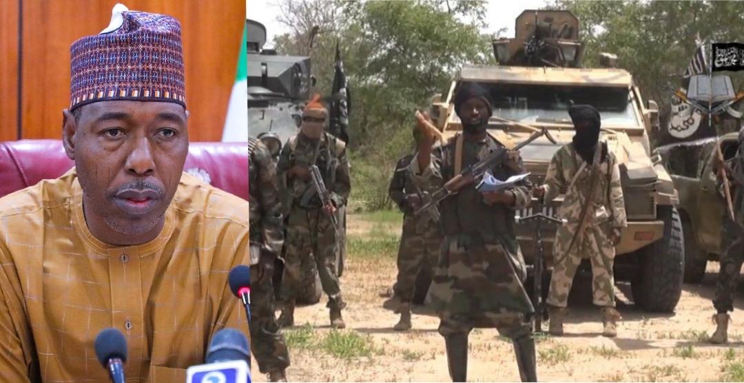 Zulum and Boko Haram