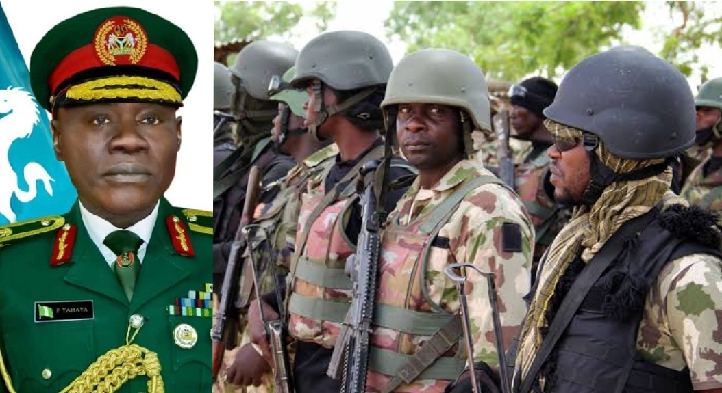 Nigerian army chief threatens to punish soldiers fighting Boko Haram for laziness