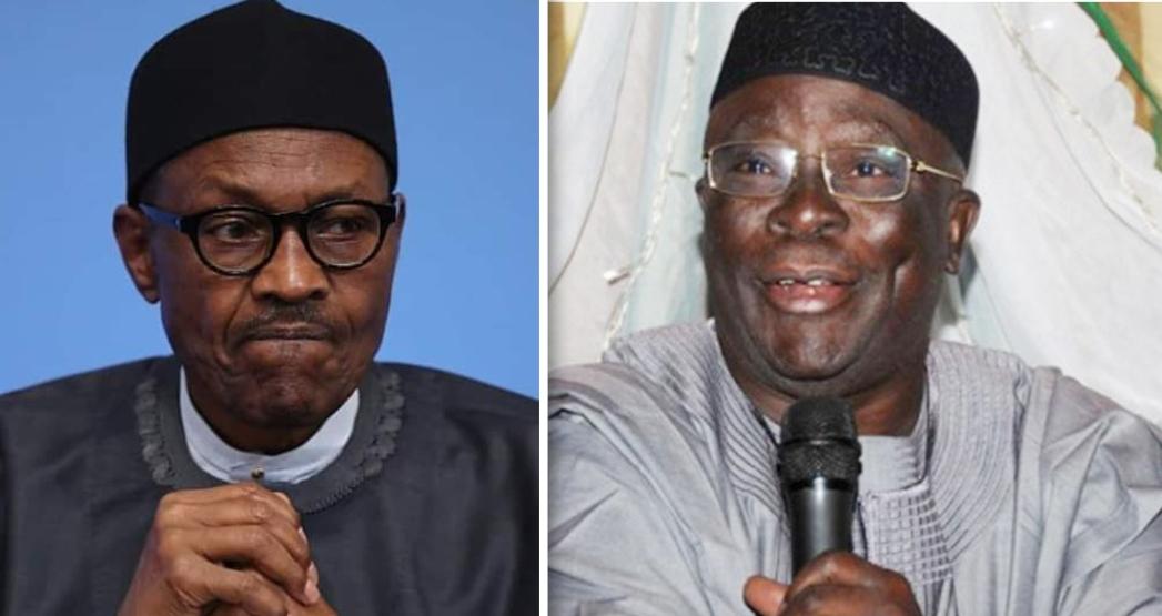 Adebanjo and Buhari