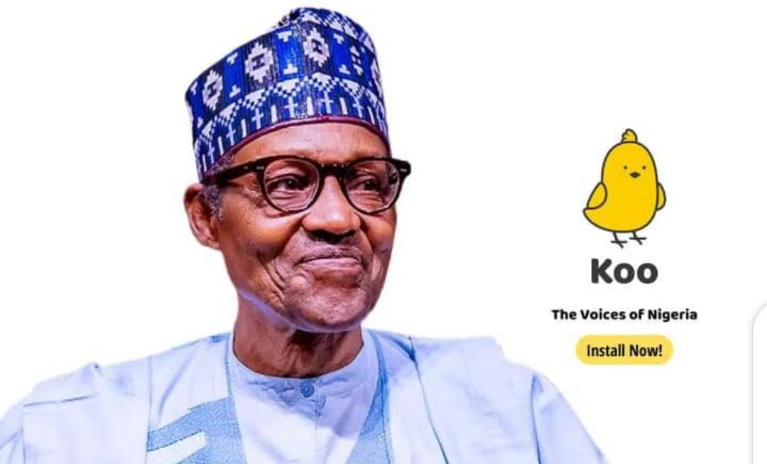 Buhari and koo
