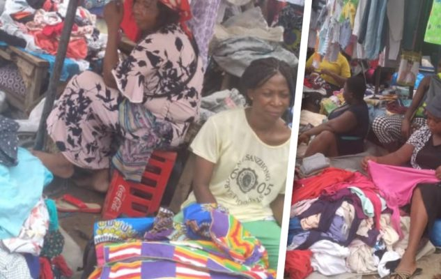 Screenshot 20210828 105625 Quick Grid   'Na mumu dey go boutique'; Economy of second-hand clothing in Nigeria   The Paradise