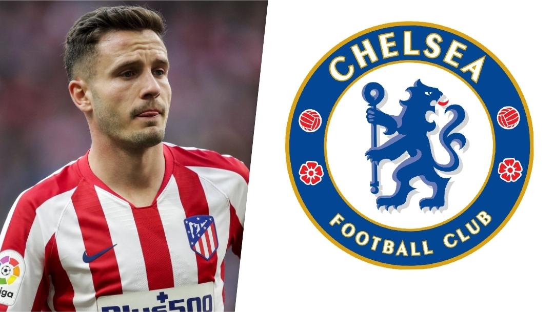 Athletico Madrid Loan Saul Niguez to Chelsea
