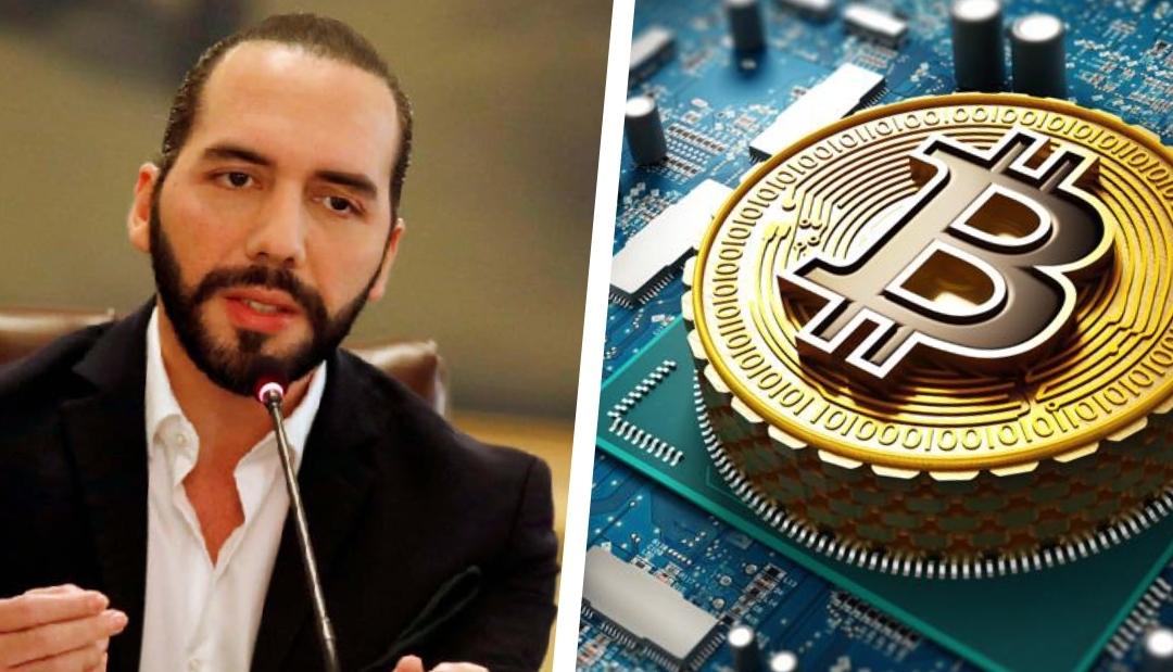 El Slavador President and Bitcoin