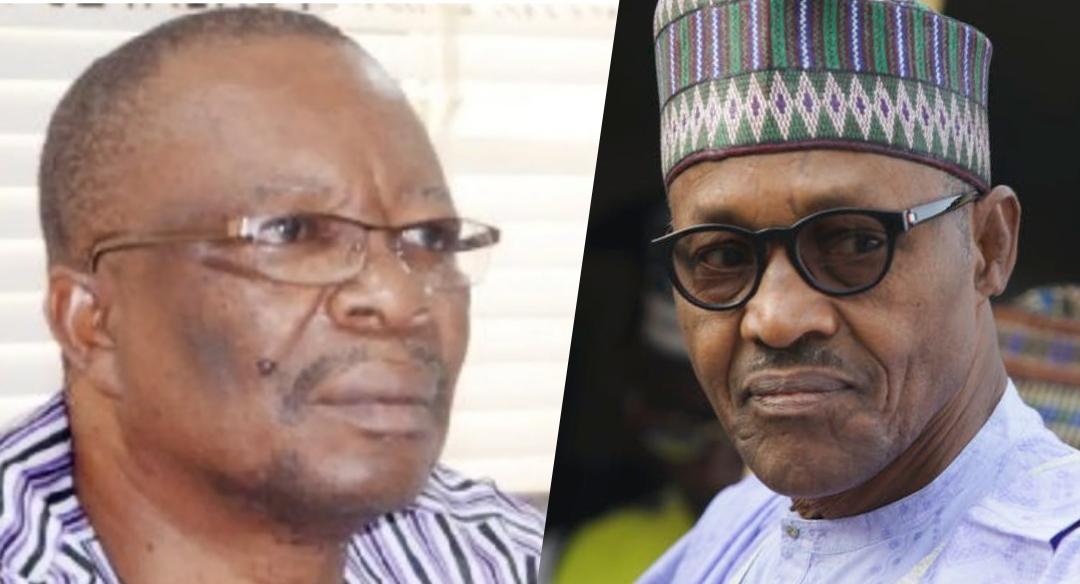 ASUU President and Buhari