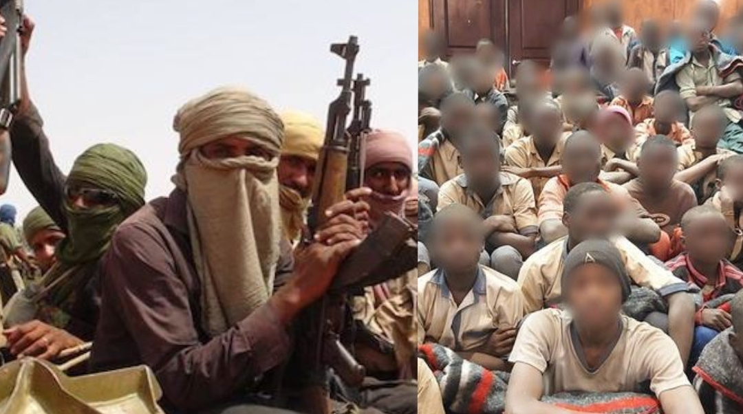 Bandits and abducted children