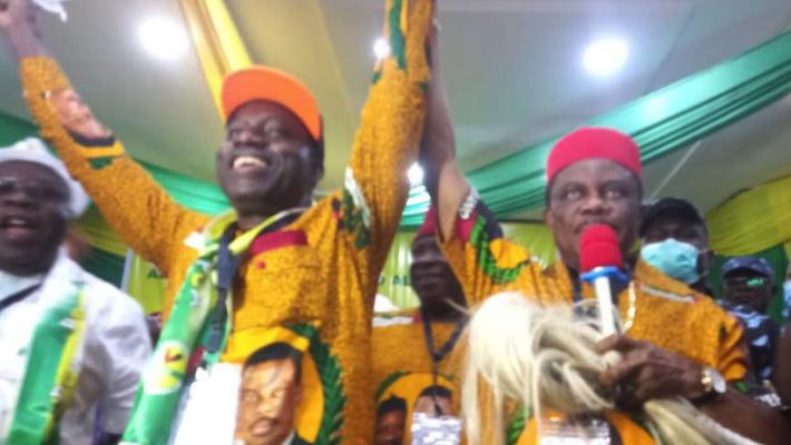 Soludo and Obiano