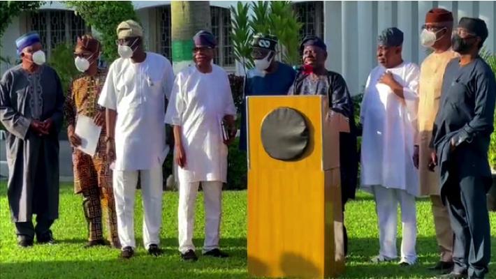 South-West APC leaders