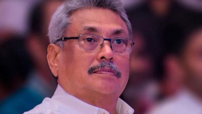 Sri Lanka President, Gotabaya Rajapaksa
