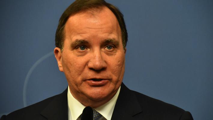 Prime Minister of Sweden is Stefan Löfven