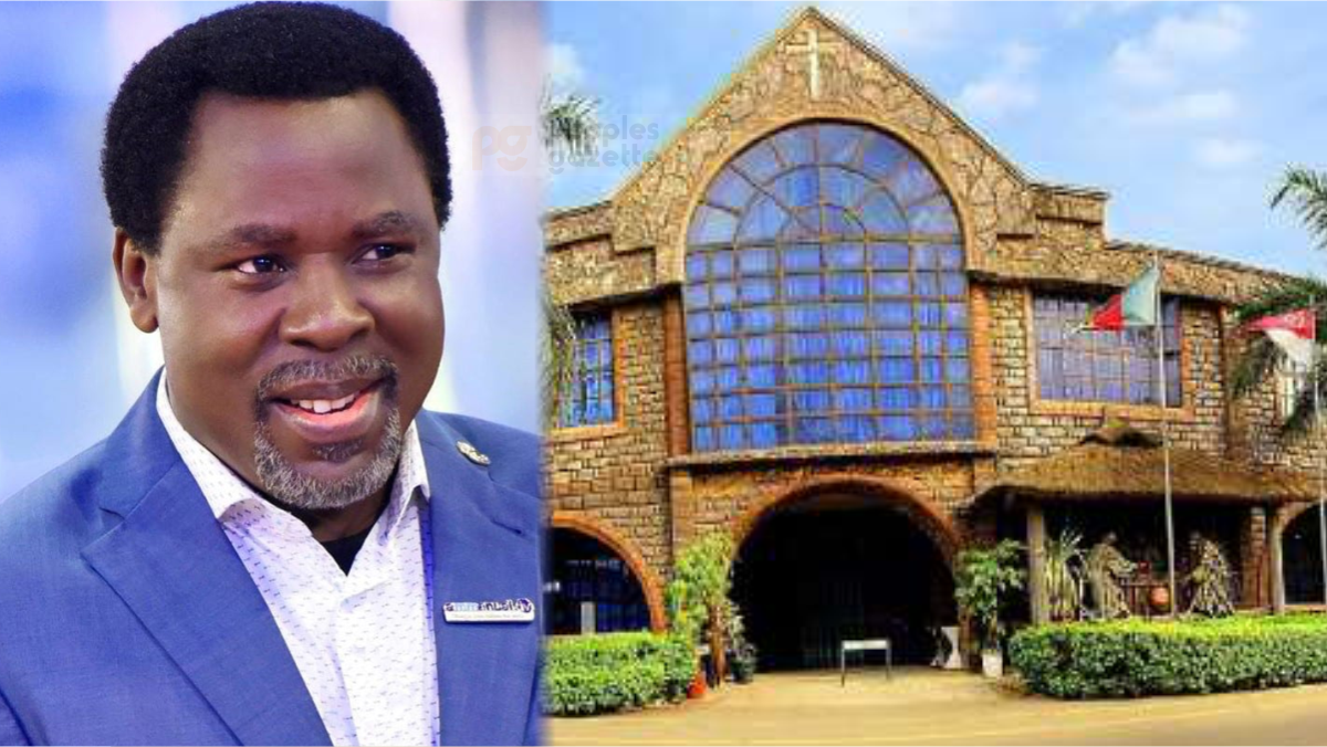 TB Joshua and Synagogue Church of All Nations (SCOAN)