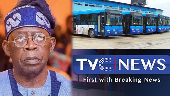 Tinubu, TVC and BRT