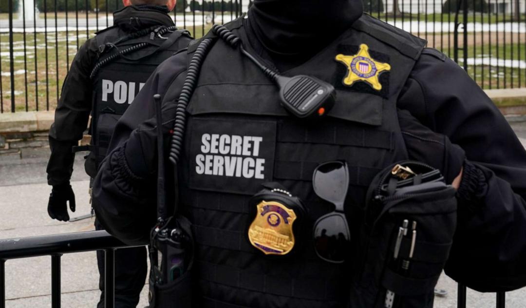 U.S. Secret Service officers