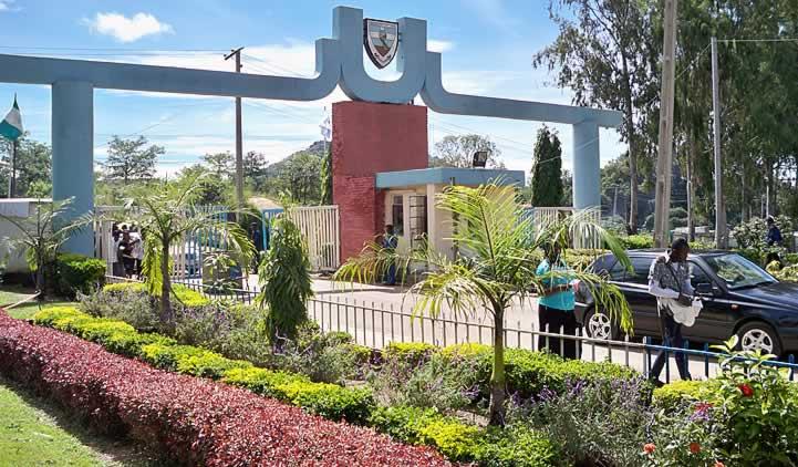 University of Jos gate (Credit: Premium Times)