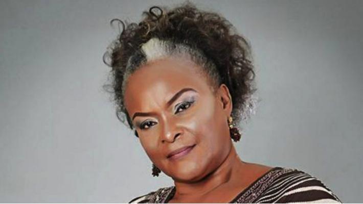 Veteran actress Ify Onwueme