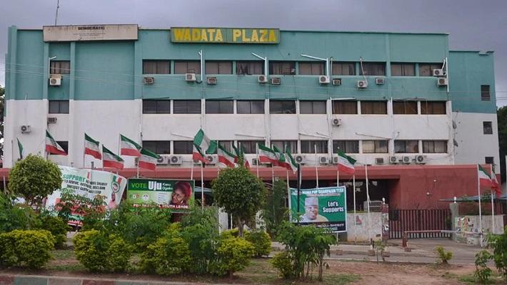 Wadata House, PDP National Secretariat