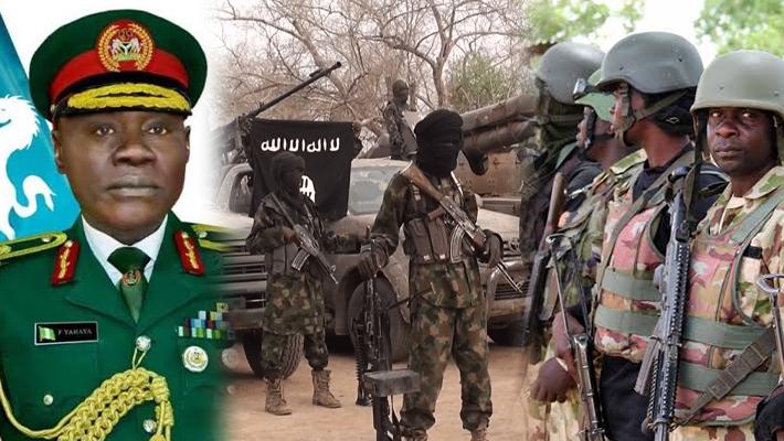 Yahaya, Boko Haram and Soldiers